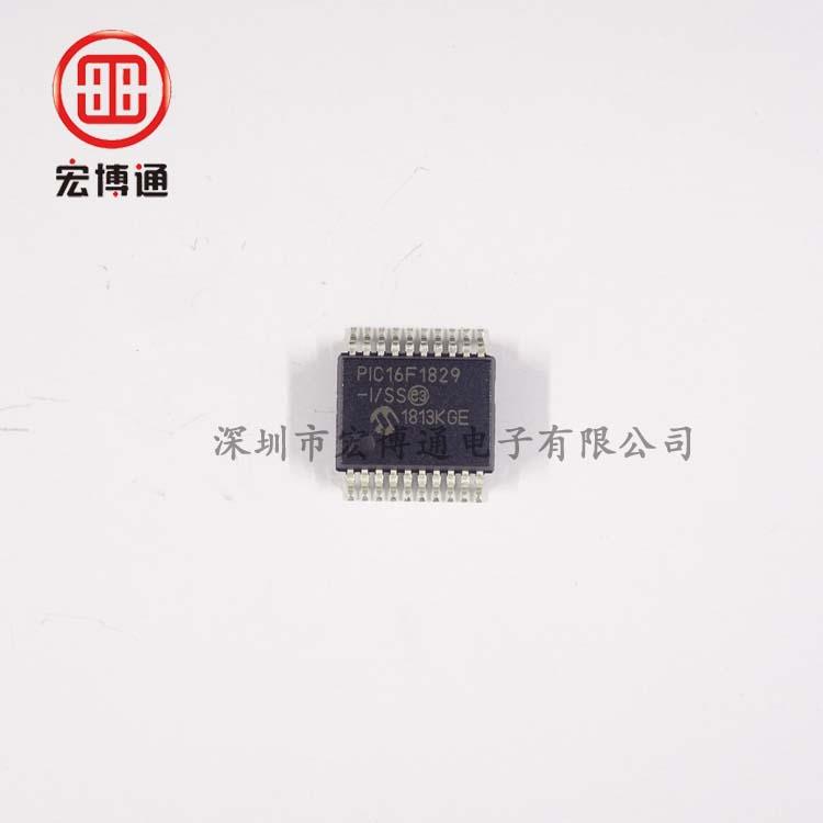 PIC16F1829-I/SS