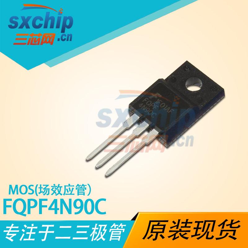 FQPF4N90C
