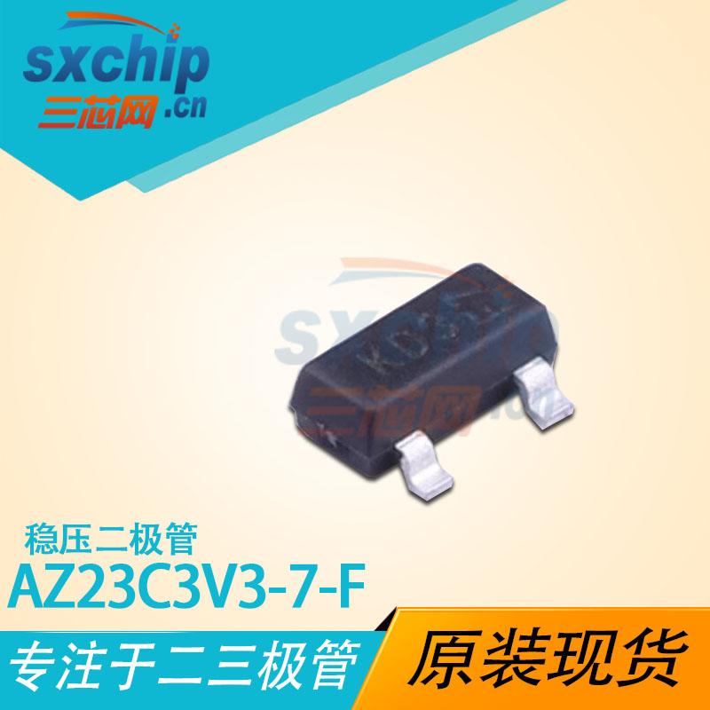 AZ23C3V3-7-F