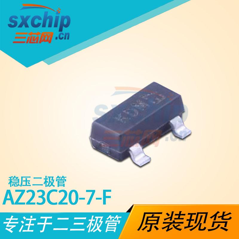 AZ23C20-7-F