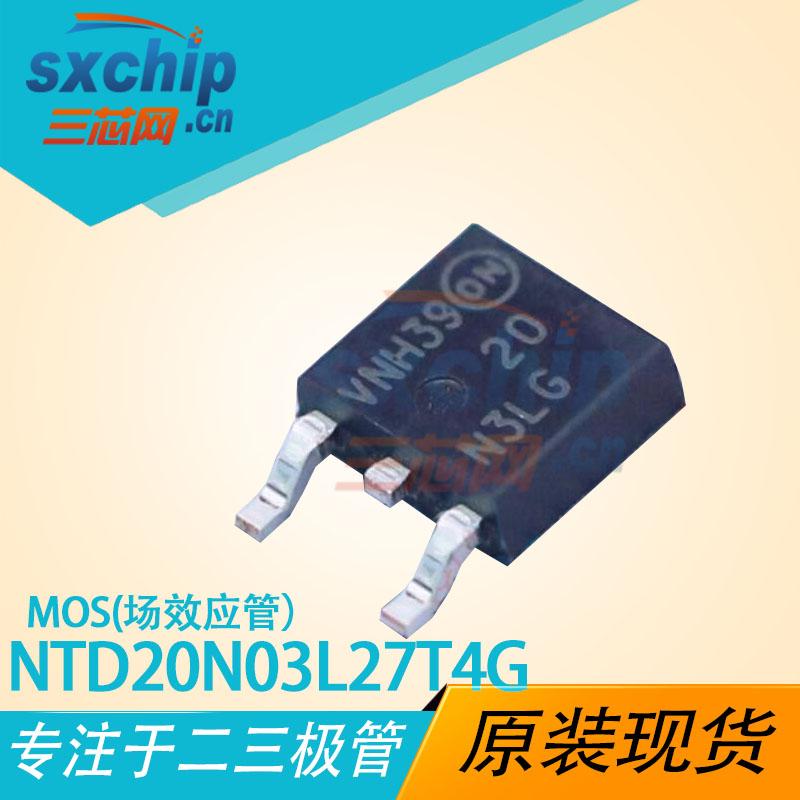NTD20N03L27T4G