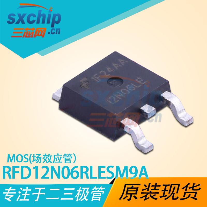 RFD12N06RLESM9A