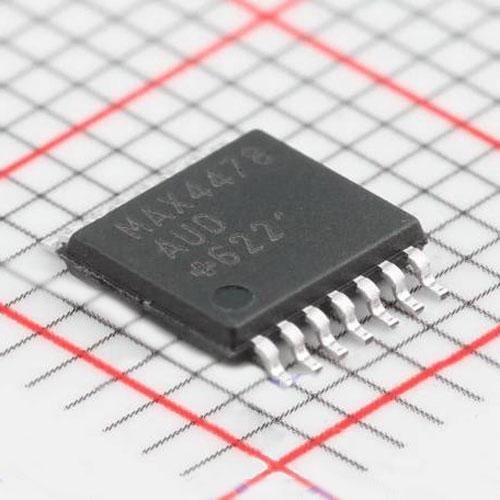 供应MAX4478AUD+放大器 正品原装