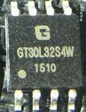 GT30L32S4W封�bSOP8B品牌GOTOP GENITOP�c� 矢量 字�煨酒�IC