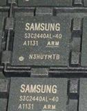 高�r回收S3C2440AL-40 S3C2440A40-YQ80主控ARM芯片 封�bBGA
