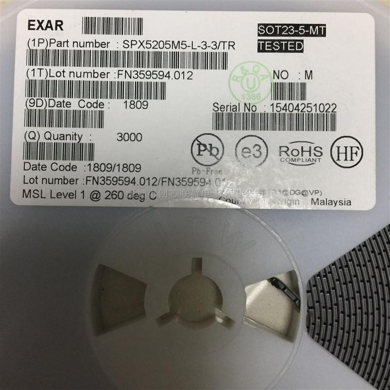 SPX5205M5-L-3-3/TR