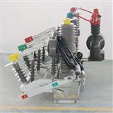 厂家直销 ZW32户外高压真空断路器 手动/电动带隔离柱上开关 ZW8加计量箱 10KV控制器