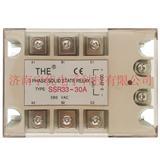 THE无锡天豪SSR33-30A 三相交流固态继电器
