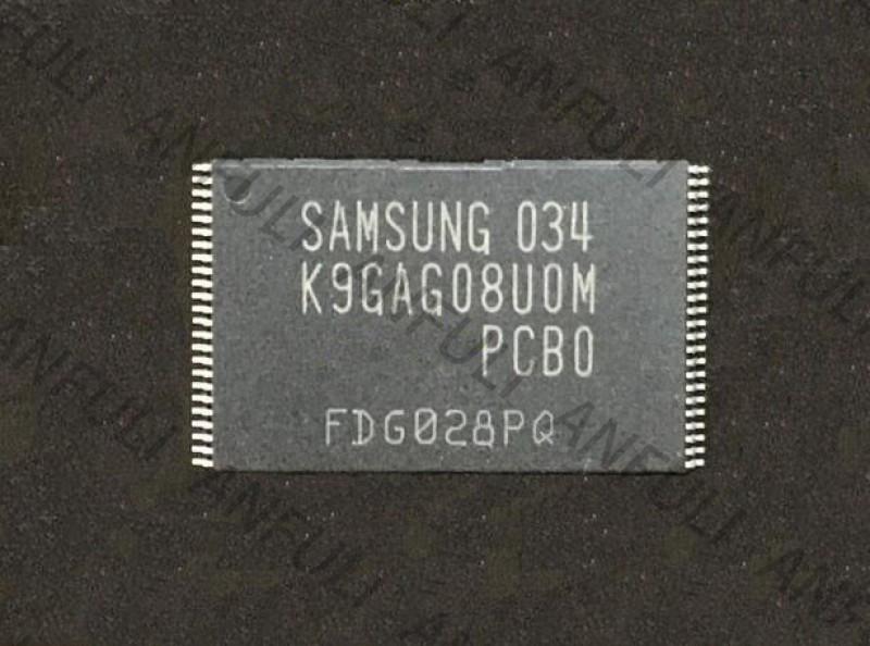 K9GAG08U0M-PCB0