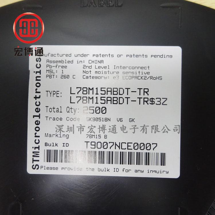 L78M15ABDT-TR