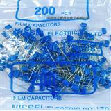 日精 NISSEI 103 P5 蓝色包200个 50V103J 63V103J 100V103J