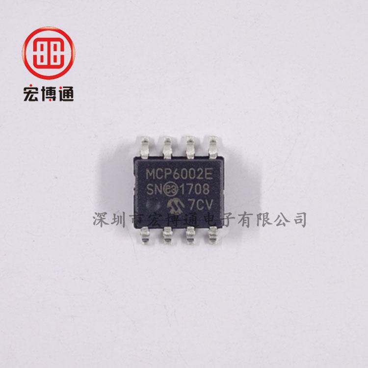 MCP6002-E/SN