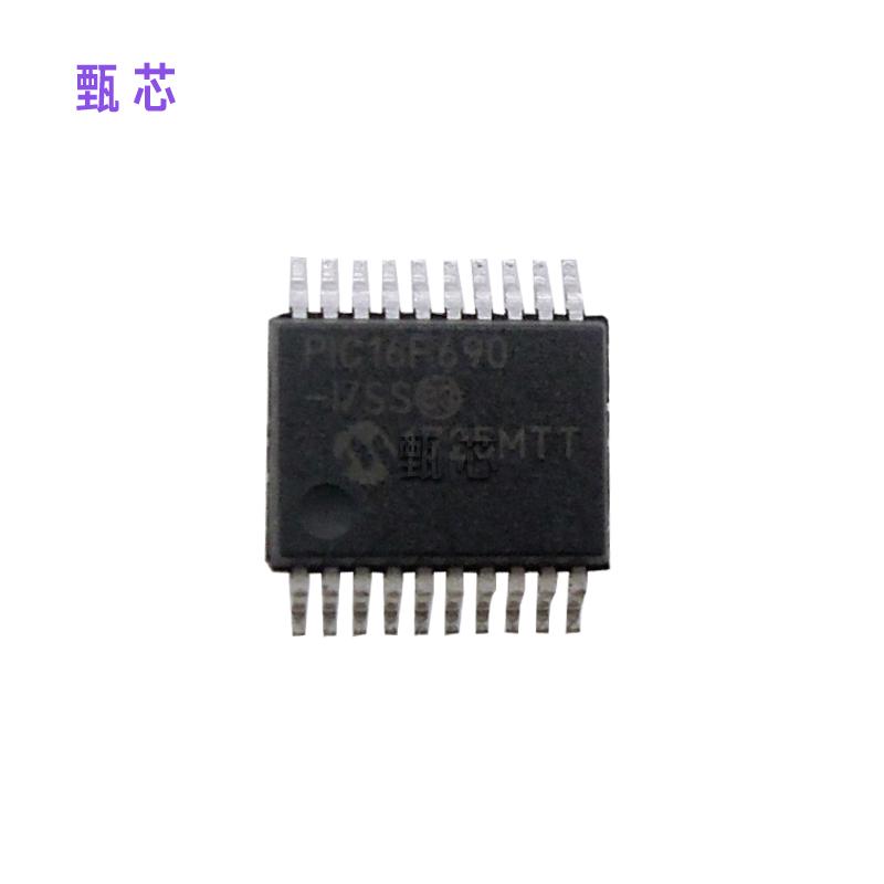 PIC16F690-I/SS 8位微控制器 -MCU