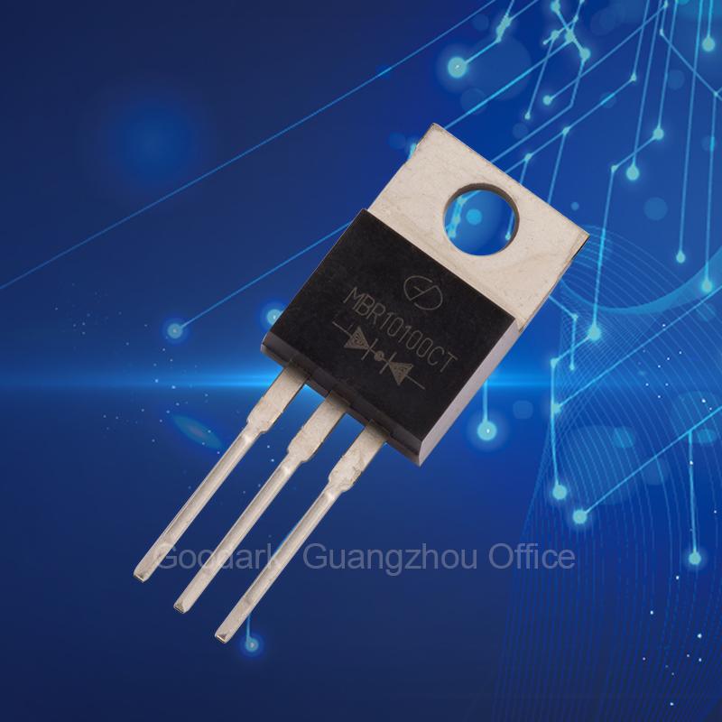 MBR10100CT肖特基二极管技术参数