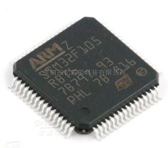 STM32F105RBT6