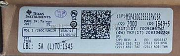 MSP430G2553IPW28R