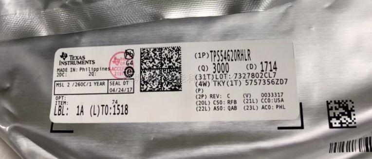 TPS54620RHLR