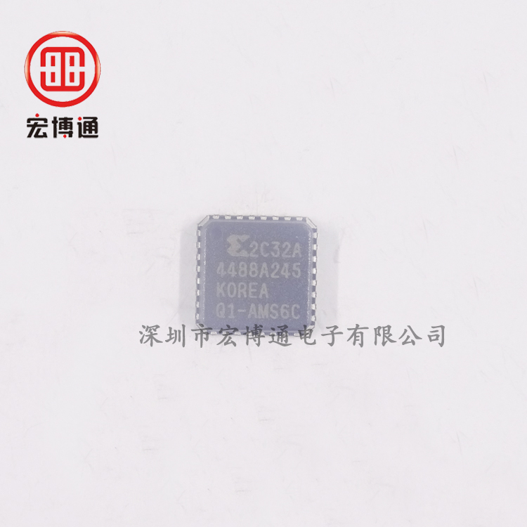 XC2C32A-6QFG32C