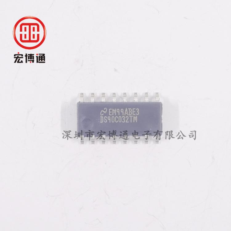 DS90C032TMX/NOPB
