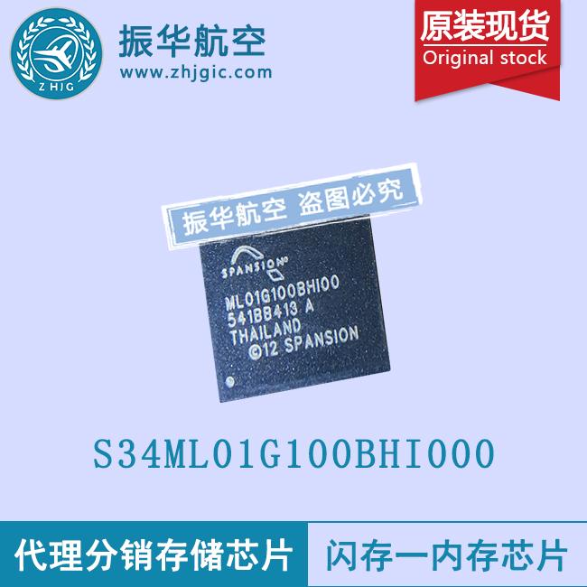 S34ML01G100BHI000