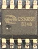 CS5086双节锂电池串联1.5A升压充电管理IC