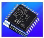 8位微控制器芯片STM8S903K3T6C ST品牌