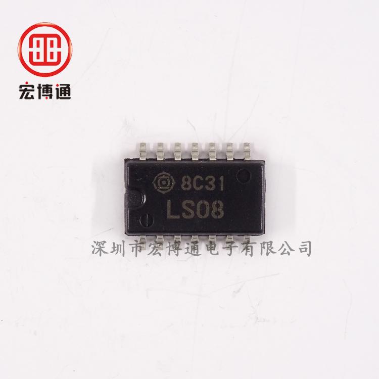HD74LS08FPEL