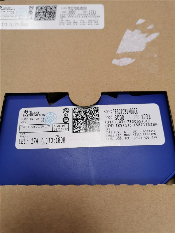 TPS27081ADDCR