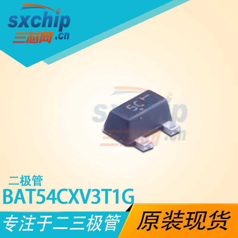BAT54CXV3T1G
