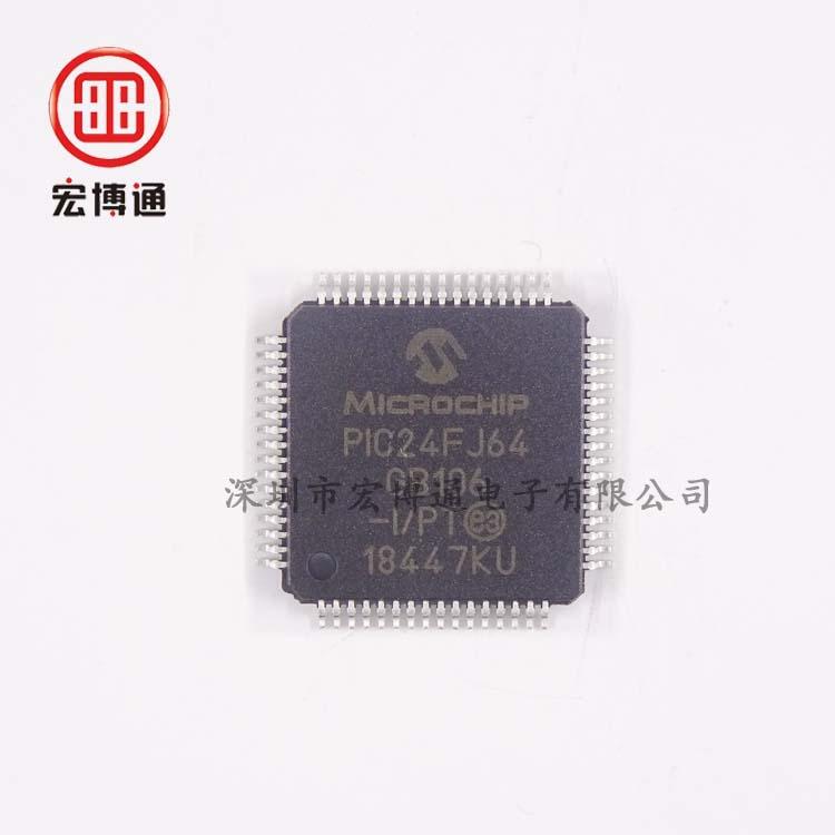 PIC24FJ64GB106-I/PT