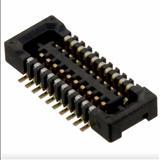 HRS连接器DF37NC-20DS-0.4V(51)板对板双排母插座