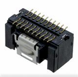 HRS广濑连接器DF50-20DP-1V(51)正品