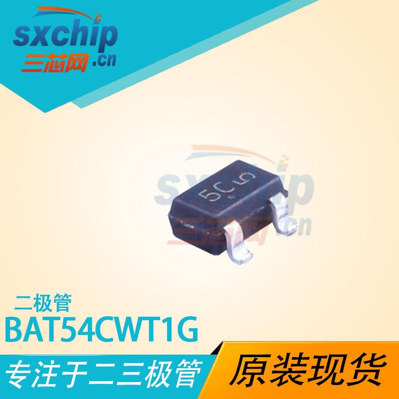 BAT54CWT1G