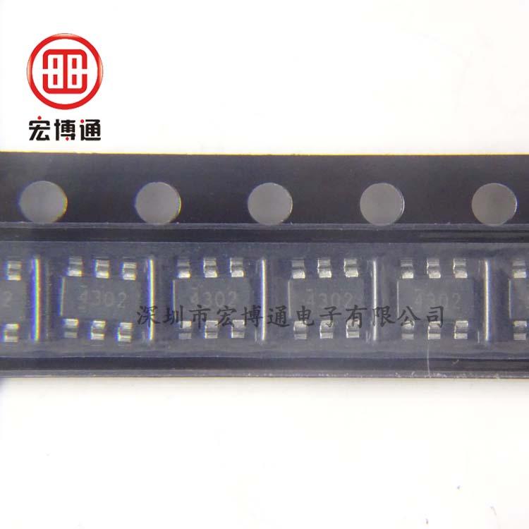 TPS54302DDCR