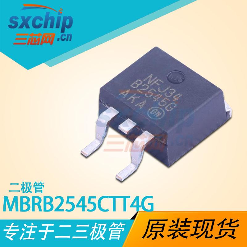 MBRB2545CTT4G