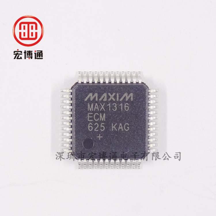 MAX1316ECM+