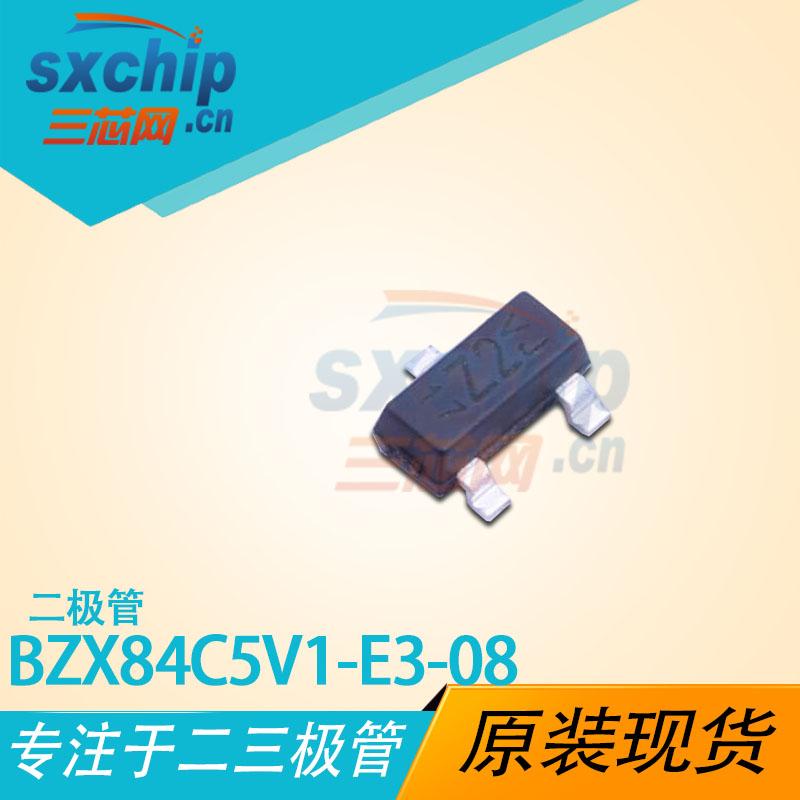 BZX84C5V1-E3-08