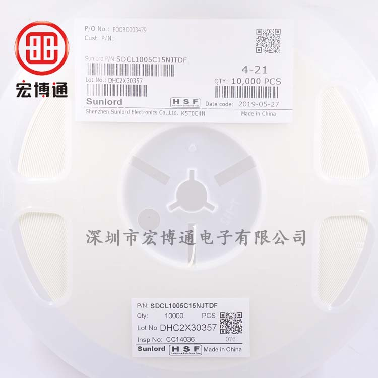 SDCL1005C15NJTDF
