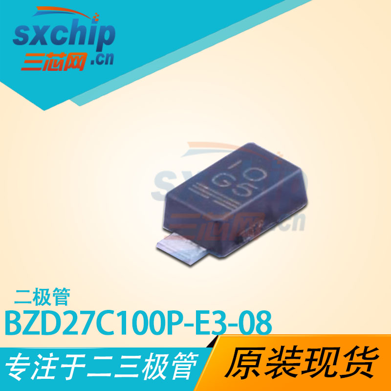 BZD27C100P-E3-08
