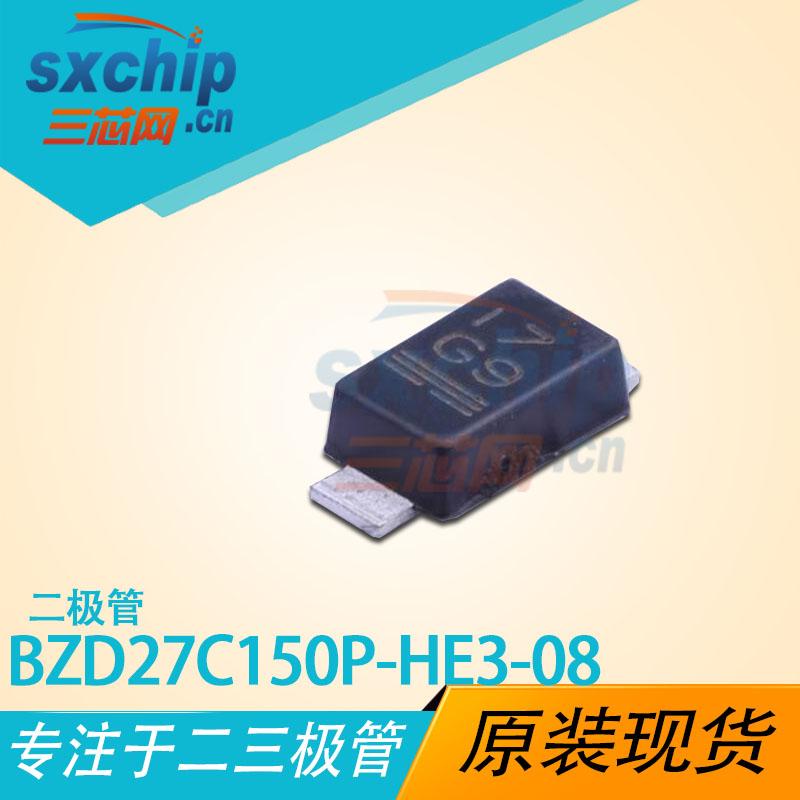 BZD27C150P-HE3-08