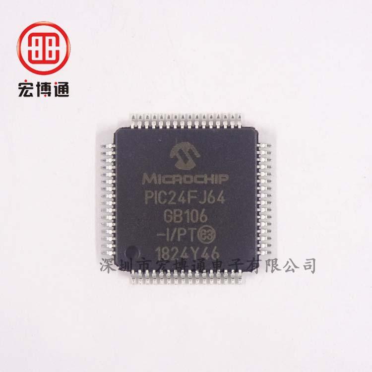 PIC24FJ64GB106T-I/PT