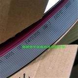 16P灰排线UL2651 2.54mmIDC专用 1.27mm间距 28AWG扁平线