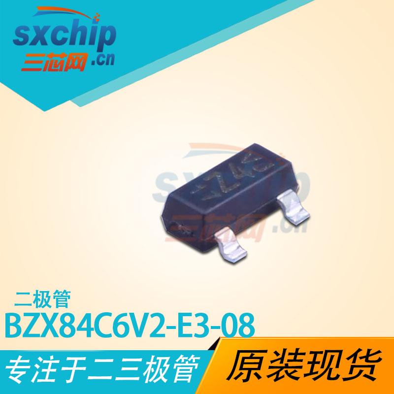 BZX84C6V2-E3-08