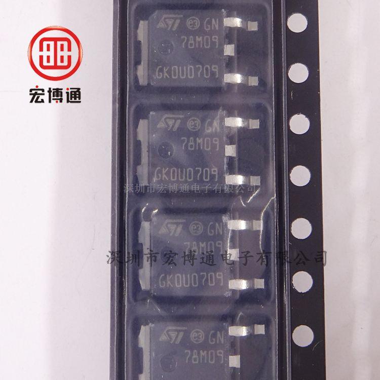 L78M09CDT-TR