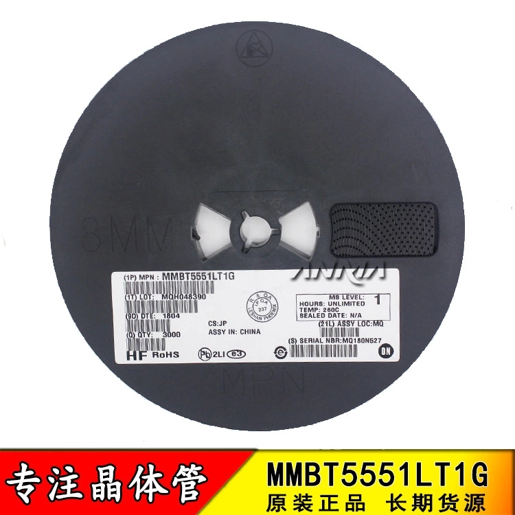 MMBT5551LT1G