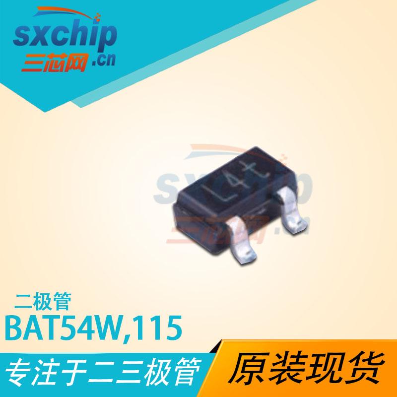 BAT54W,115
