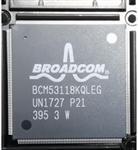 千兆光口交换机芯片BCM53118KQLE