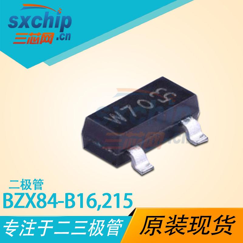 BZX84-B16,215