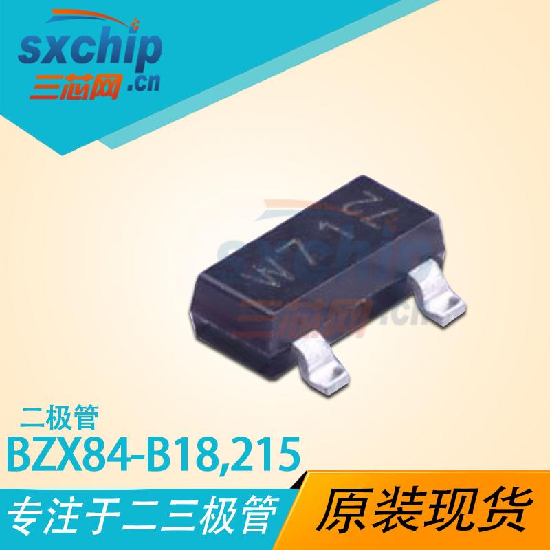 BZX84-B18,215