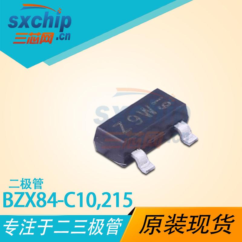 BZX84-C10,215
